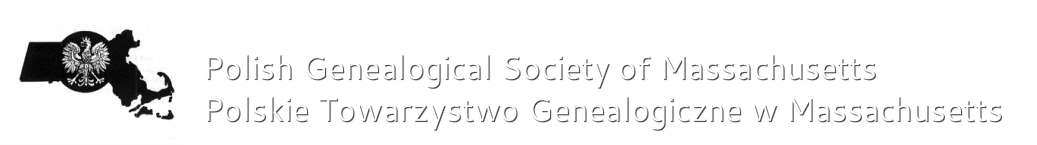Polish Genealogical Society of Massachusetts